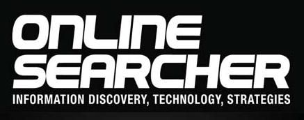 Online Searcher Magazine